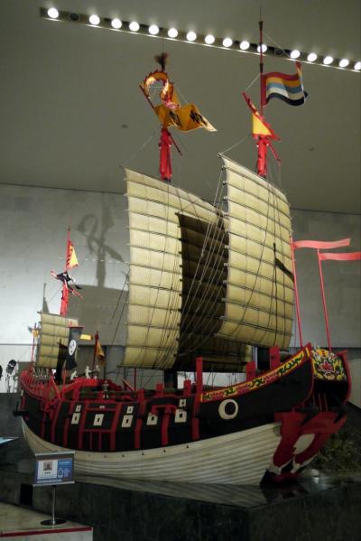 21.2011年夏休み8泊9日の国内旅行 海洋博公園 海洋文化館