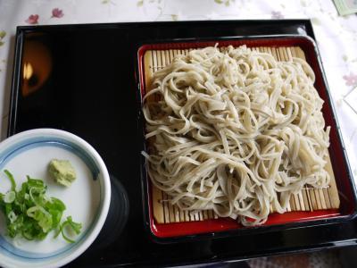 富山で生活☆ vol.5 合掌造りと手打ち蕎麦
