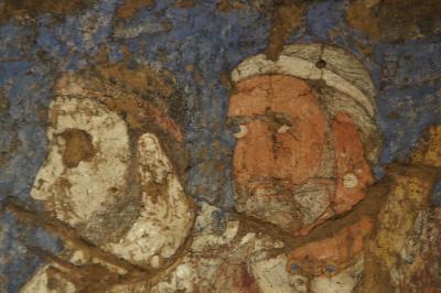 20110802-0802 サマルカンド アフラシャブ博物館