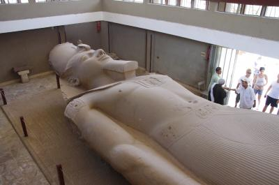 Augest 2010 エジプト旅行記@9-10日目 ~メンフィス・サッカラ・ダハシュール・帰国編~