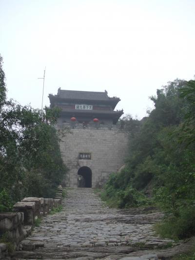 正定古城散策と娘子関長城探訪