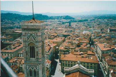ヨーロッパ美術館巡りのたび~イタリア(フィレンツェ)