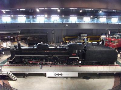 鉄道博物館は大人でも楽しいのかなぁ