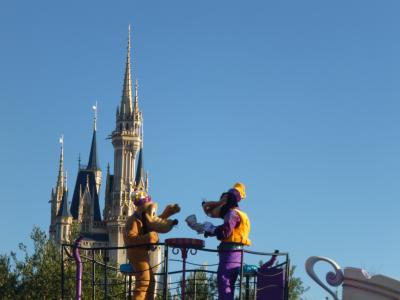2011.09.18 Halloween ディズニーランドとZED