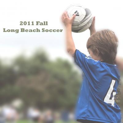 2011 秋の ロングビーチ サッカー 開幕  Fall AYSO Soccer