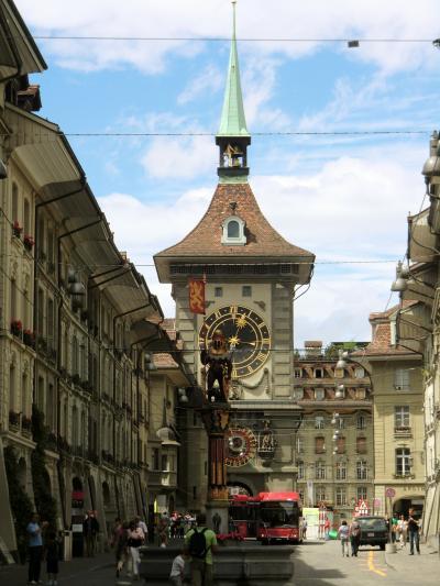 弾丸ハネムーン⑤ベルン(Bern)~中世の街並みが残る世界遺産都市~