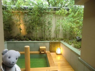 04京都嵐山温泉 花伝抄を探検する~貸切風呂と再会のパブリック編~(プチ嵐山の旅その4)