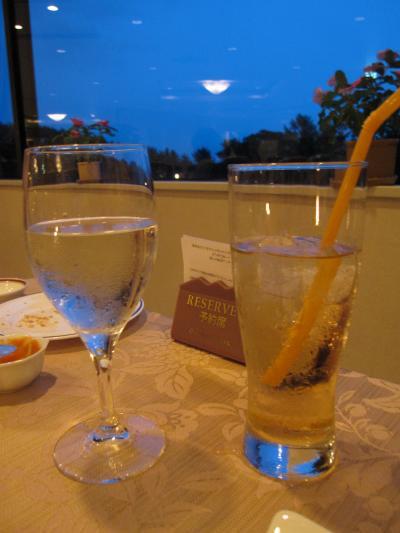 大泉高原 八ヶ岳ロイヤルホテル 「ブルーモーメント」のひとときは…