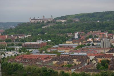 たかぼう☆シュロス シュタインブルグ・ヴュルツブルグ・在住友人とレジデンツ、マリエンベルク要塞