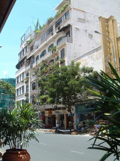 レジェンド ホテル サイゴンの休日