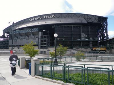 週末海外♪ シアトル2泊4日旅行(2日目) ~人生初の野球観戦をしてみた。~