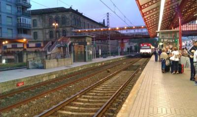 スペイン旅行2011☆8日目サンセバスティアンからバルセロナへの移動