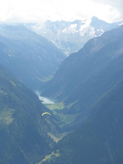 ユリアンアルプス・チロル・ドロミテの旅【40】ペンケンアルムからハイキング