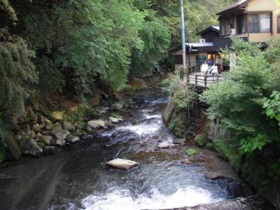 初秋の黒川温泉へちょっと寄り道