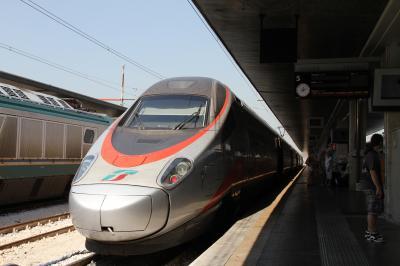 子連れ旅行 イタリア・アリヴェデルチ!ヴェネツィア ユーロスター・イタリア「FrecciaGento」でフィレンツェへ