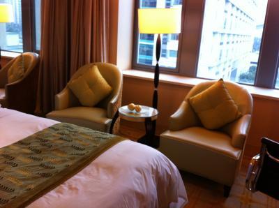 北京/ JW Marriott Hotel Beijing &Kempinski Hotel Beijing Lufthansa Center 宿泊メモ