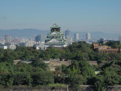 KKR大阪ホテル  大阪城天守閣が目前に☆ゆったり☆まったり☆癒しの空間