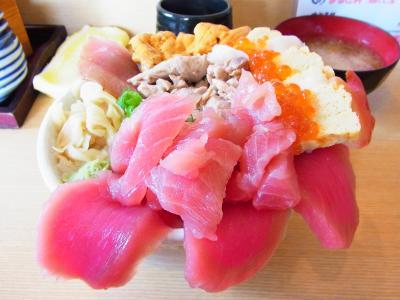番外編 大半の人は 札幌へ行ったらこんなものが食べられると思うのですが!! ここは秋葉原です。