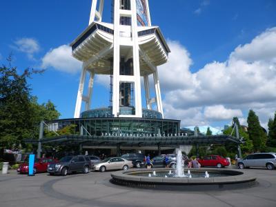週末海外♪ シアトル2泊4日旅行(3日目) ~大人の工場見学。ボーイング・エバレット工場へ~