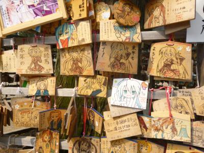 らきすたの聖地 鷲宮神社