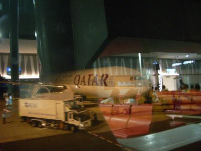 カタール航空とドーハ空港