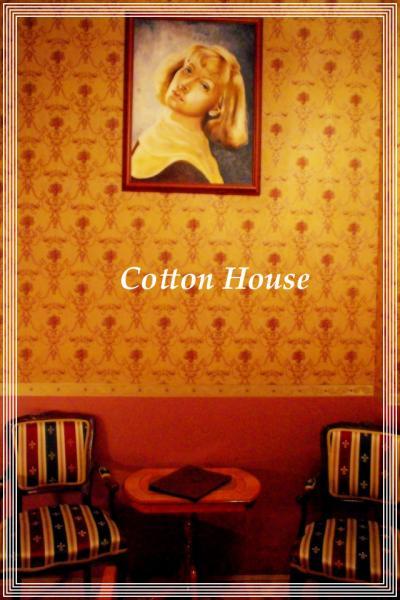 """Jazzの調べ♪ハンガリー・ブダペストのプチホテル""""CottonHouse"""""""