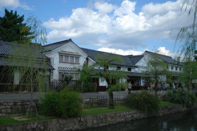 倉敷・岡山への旅(初日) 倉敷へ