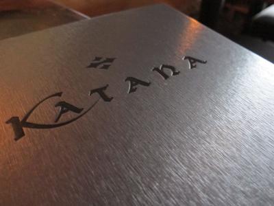 ロサンゼルス ウエストウッド 日本料理KATANA に行ってきました。