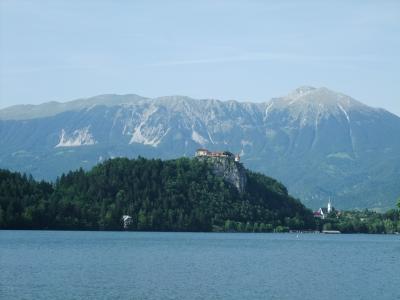 クロアチア・スロベニア・イタリア(10日目・リュブリャナ&ブレッド湖)
