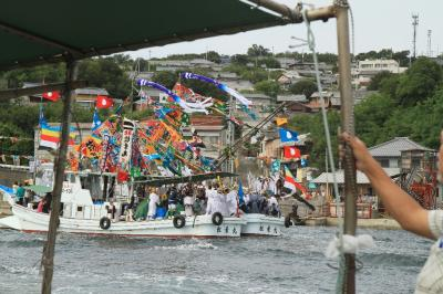 伊吹島祭り(2011年秋)