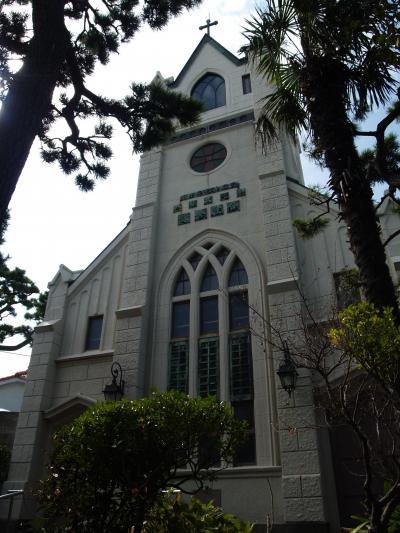 日本基督教団鎌倉教会とハリス記念鎌倉幼稚園