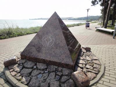 バルト三国1カ国目 リトアニア(クルシュ砂州)