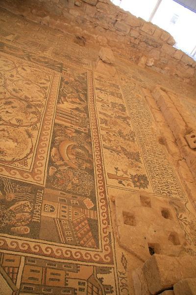 たぶんヨルダンで一番マイナーな世界遺産 ~ウンム・アル・ラサース~