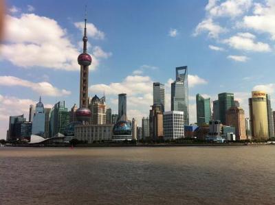 第62回国慶節の上海