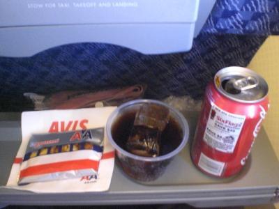 3泊7日のイースター島弾丸旅行記~いっぱい食べた機内食の巻~