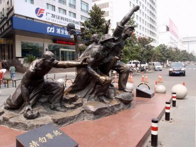 世界一周 2ヶ国目 【中国】武漢
