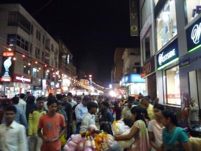 2011 10 インド 6世界遺産6日の旅 そしてガイドとの闘い ④デリー