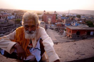 マハラジャの離宮に泊まりジャイプールを旅する