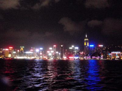 世界一周 2ヶ国目 【中国】香港