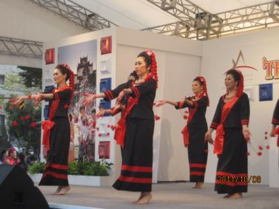 2011年「タイフェスティバル」。