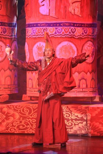 ■ 中国の旅 (5) 九寨溝・チベット民族舞踊観劇 <中国・四川省>