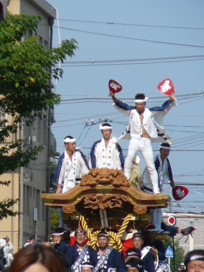 【だんじり祭】 岸和田もいいけど、高石もね♪♪