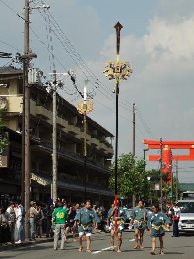 京都東山の穴場スポット粟田神社 ~秋の大祭~