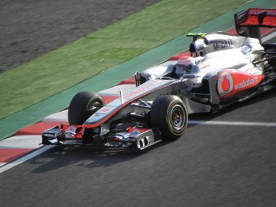 2011年10月 F1日本GP(鈴鹿) 日曜日 決勝