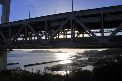 岡山県・2011初秋(その2/3)★ジーンズのまち児島と島ひとつ土産にしたい鷲羽山