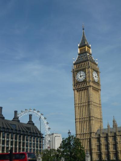 英国への旅2011⑨London最終観光~最後の晩餐~帰国