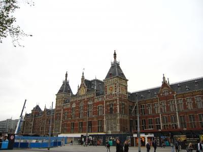 ベルギー・オランダ 6つのまち④