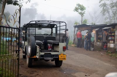 南インド その3 ペリエール動物保護区(Periyar Wildlife Sanctuary)