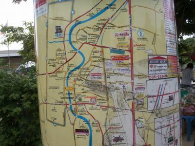 <タイの田舎を一人でトホホ~旅> ⑧スパンブリ