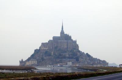パリ(その4=4日目) モン・サン・ミッシェルへ